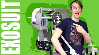 Iron Man Exo Suit #10 - Power Arm Shoulder | XRobots
