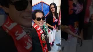 Mimicry Artist Syed Basit Ali fun with maria wasti