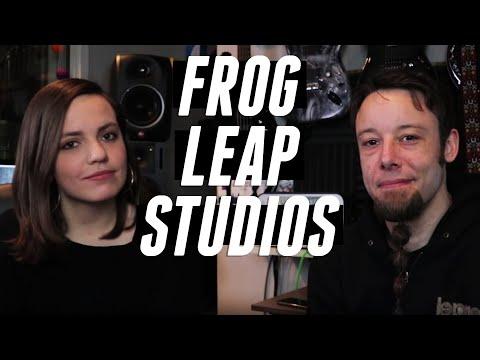 FROG LEAP STUDIOS WITH LEO MORACCHIOLI [Tuesday Talks Ep. 57]