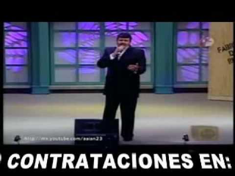 OMAR ALONSO COMEDIANTES MEXICANOS