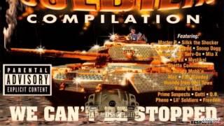 Master P - No Limit Soldiers II (C-Murder, Fiend, Magic, Serv-On, Mia X, Big Ed, Silkk, Mystikal) HQ