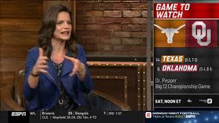Championship Drive | Week 13 | College Football ESPN