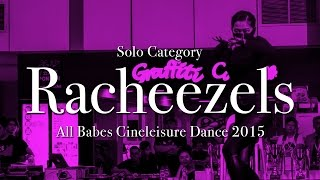Racheezels | Solo Cat | All Babes Cineleisure Dance 2015 | RPProductions
