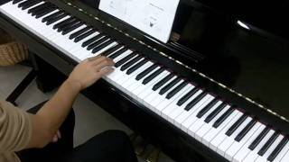 John Thompson's Easiest Piano Course Part 1 No.1 Let's Play with the Right Hand (P.8)