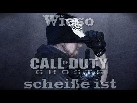 Wieso Call of Duty Ghosts scheiße ist Review german