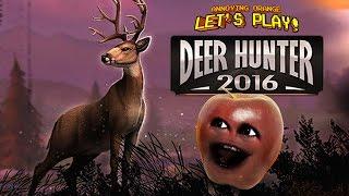 Midget Apple Plays - Deer Hunter 2016