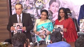 Asha Bhosle announces last live concert of her life | Filmibeat