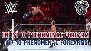 WWE AJ Styles En İyi 10 Phenomenal Forearm / WWE AJ Styles Top 10 Phenomenal Forearms