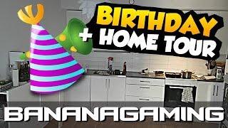Birthday Video + Home Tour
