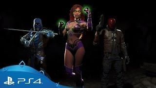 Injustice 2   Fighter Pack 1 DLC Trailer   PS4