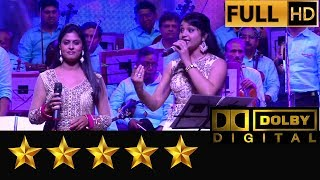 Choli ke peeche kya hai by Manisha and Sarrika Singh Live Music Show by Hemantkumar Musical Group