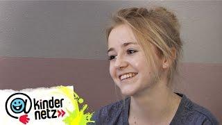 Jule-Marleen Schuck im Interview | Tiere bis unters Dach | SWR Kindernetz