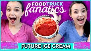 DESSERTS OF THE FUTURE CHALLENGE | Food Truck Fanatics w/ the Merrell Twins