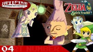 The Legend of Zelda: Spirit Tracks playthrough [Part 4: The Tower of Spirits]
