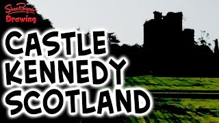 A visit to Castle Kennedy - Scotland