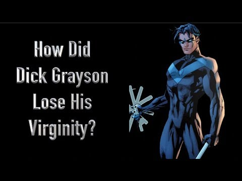 Xxx Mp4 How Did Dick Grayson Lose His Viriginity 3gp Sex