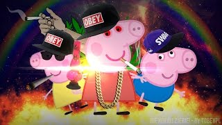 Świnka Peppa - Życie Gangstera PRZERÓBKA (+16)