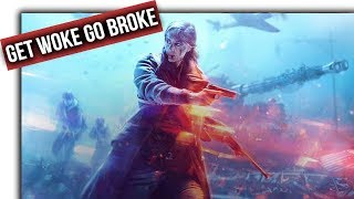 BATTLEFIELD V pre-orders are TERRIBLE!