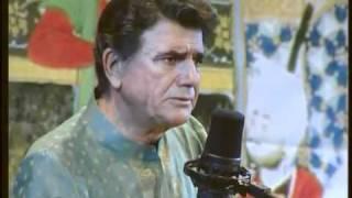 """آواز """"سرو چمان"""" در کنسرت محمدرضا شجریان و گروه آوا"""