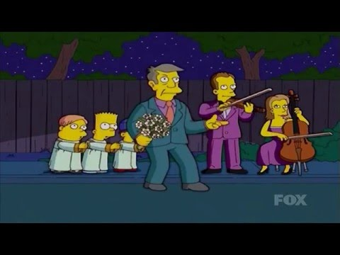 Principal Skinner Trying To Get Edna Back