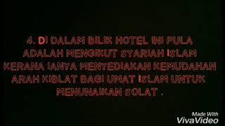 PROJEK PEMERIKSAAN HOTEL(DUA2032 PELANCONGAN DAN HOSPITALITI DALAM ISLAM)