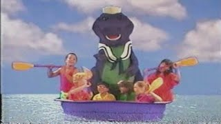 Barney and the Backyard Gang - A day at the Beach play along