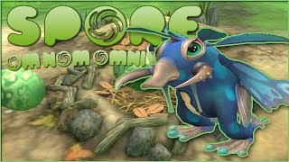 Taking Wing... Into Leopli Nests?! ☄️ Spore: OM NOM OMNIVORE!! - Episode #5