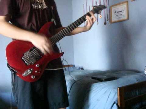X X X (L'Arc~en~Ciel guitar cover)