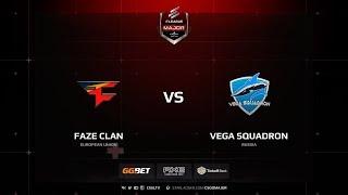 FaZe vs Vega Squadron, train, ELEAGUE Major Boston 2018