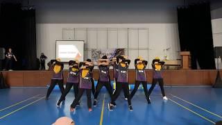 ( JOHAN ) - MIVG 2018 Aerodance by UiTM Sg Buloh ( CLOSING CEREMONY in UKM )