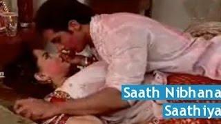 Saath Nibhana Saathiya: Jigar gets intimate with Radha