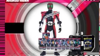 ( FLASH ) Kamen Rider Decade All Henshin Riders and Final Form Rider