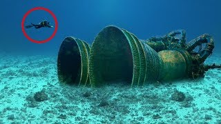 8 Most INCREDIBLE Underwater Discoveries!