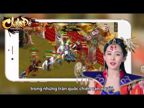 Chinh Đồ Mobile Dương Mịch hẹn hò game thủ trong game