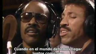 Download Michael Jackson - We are the world (Subtitulado español)