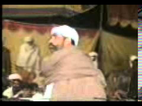 Ghulam fareed Ahmadani Hafiz sareki Mana Ahmadani
