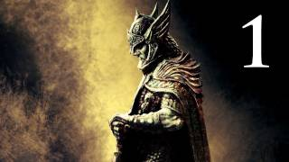 Elder Scrolls V: Skyrim - Walkthrough - Part 1 - Character Creation (Skyrim Gameplay)