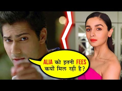 Xxx Mp4 Varun Dhawan Talks About Pay Disparity Asks Alia Bhatt To Increase Her FEES 3gp Sex
