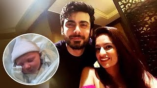 Fawad Khan, Wife Sadaf Blessed With A BABY GIRL