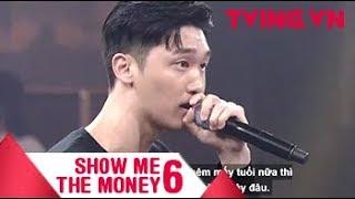 (Vietsub) SHOW ME THE MONEY 6 | Young B lên mic, chỉ cần 2 phút để dập tắt đối thủ