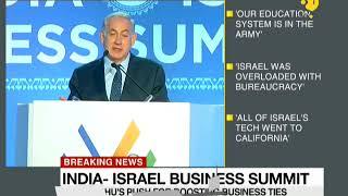 Breaking News: India-Israel Business Summit