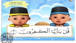 upin ipin belajar ngaji quran full movie kartun anak muslim islami