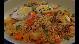 Special Delhi Biryani | Purani Dilli Ki Ande aur Sabziyon Ki Biryani | Egg Biryani | Indian Rice