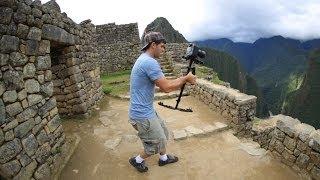 Filming at Machu Picchu - Behind The Scenes