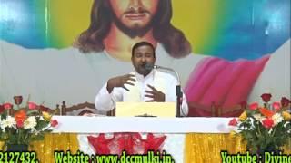 What is LENT ? Konkani talk by Fr.Francline Machado SVD at DCC Mulki