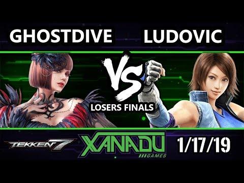 Xxx Mp4 F X 285 Tekken 7 Ghostdive Anna Vs Ludovic Asuka T7 Losers Finals 3gp Sex