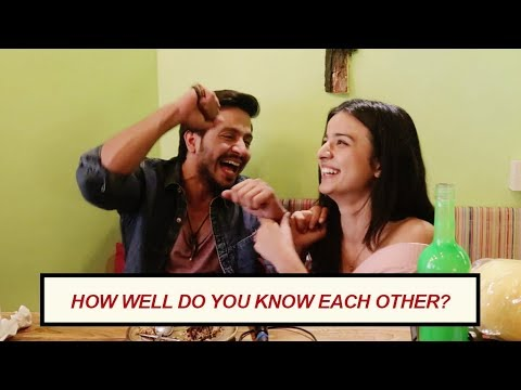 Param Singh & Mahima Makhwana | How well do you know each other?
