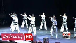 N. Korean Taekwondo team performs in Seoul among fervent local support