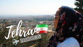 VLOG #8 TEHRAN, IRAN | #heyyjaninetraveldiary