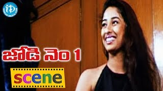 Anju Wearing Saree Romantic Scene | Romance of the Day 23 | Telugu